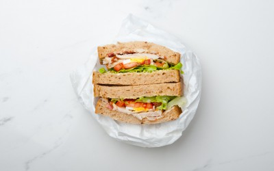 CLASSIC SUPER CLUB SANDWICH