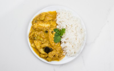 BOMBAY'S CHICKEN CURRY